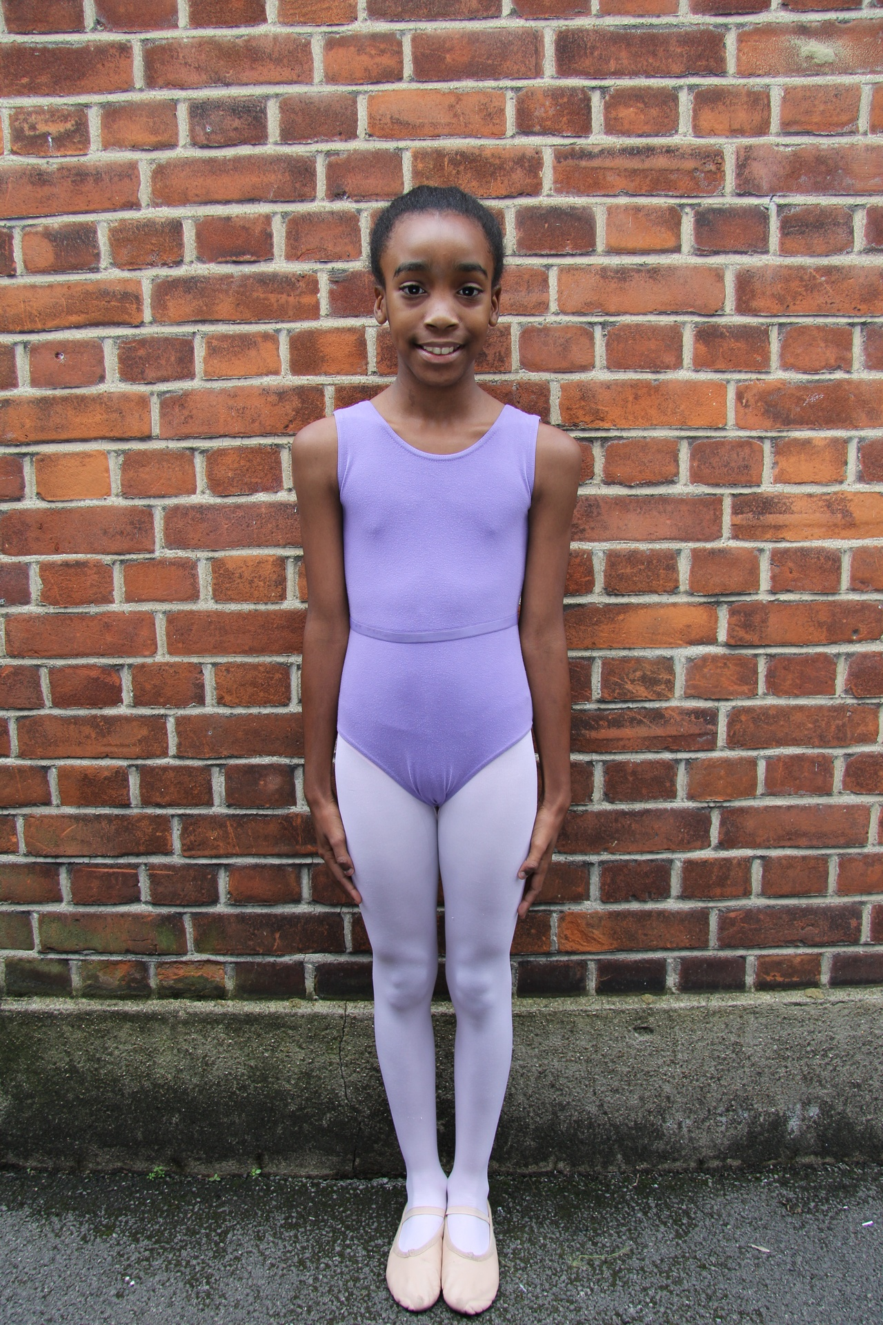 Grade 1 and 2 classical uniform for girls
