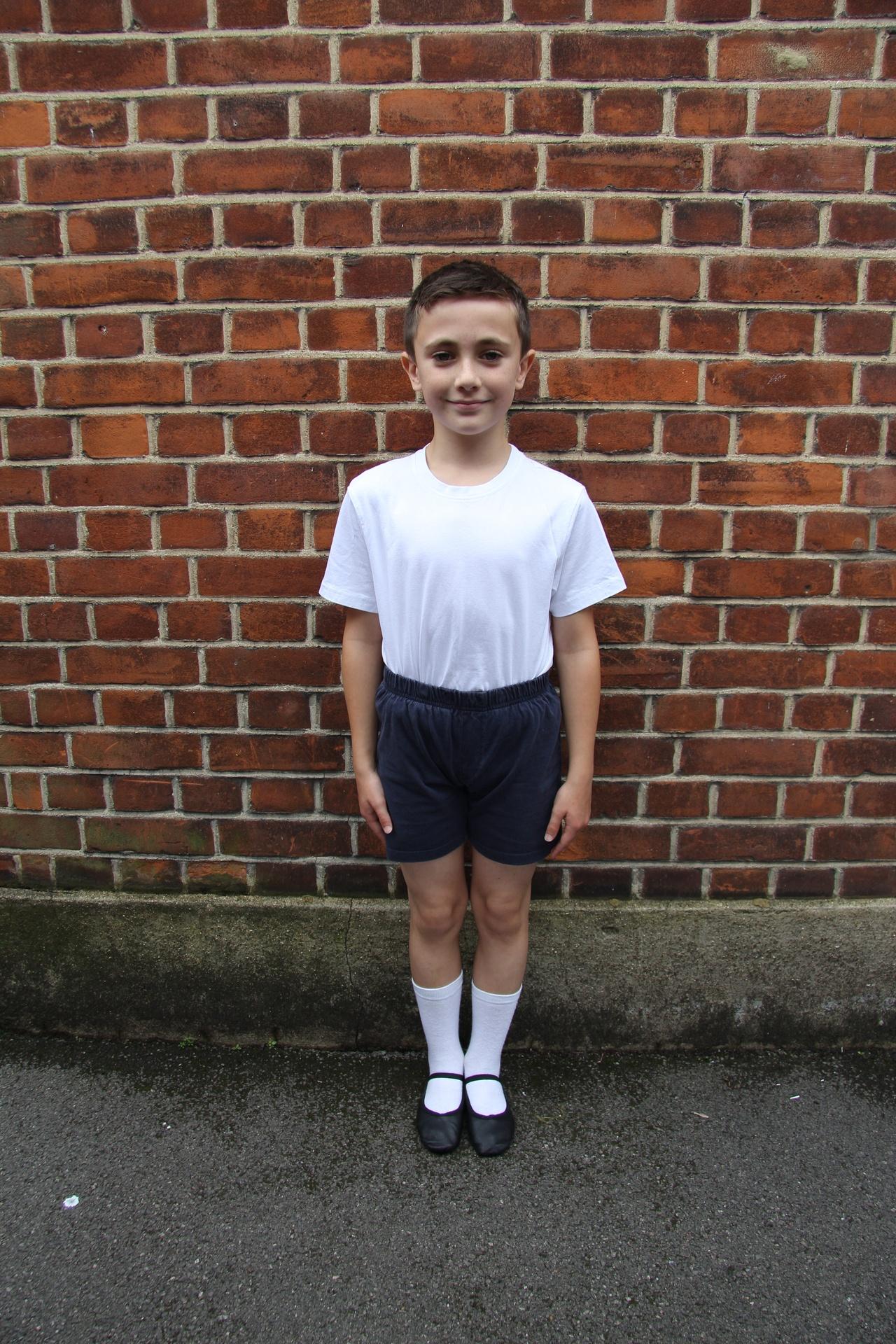 Pre Primary - Grade1 boys uniform